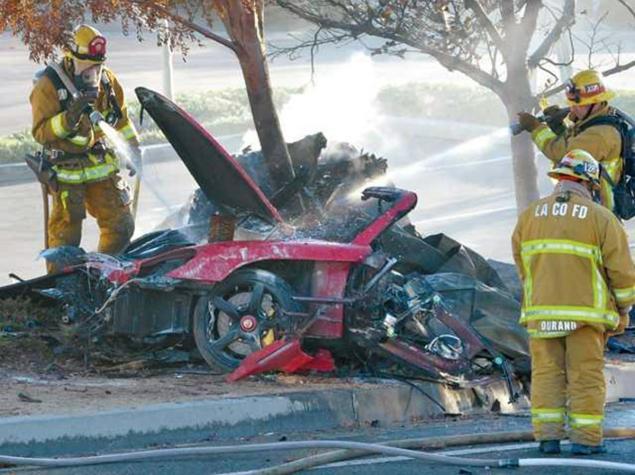 """Paul Walker, morte """"non causata da problemi Porsche"""" 05"""