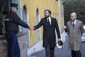 Vatileaks, Usigrai sostiene Fittipaldi e Nuzzi