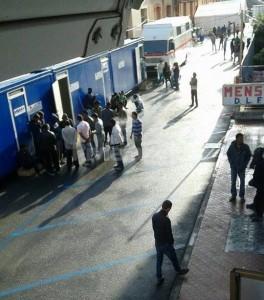 """Ventimiglia, sindaco a Renzi: """"Chiudete centro accoglienza"""""""