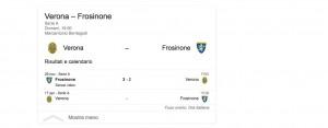 Verona-Frosinone streaming-diretta tv, dove vedere Serie A