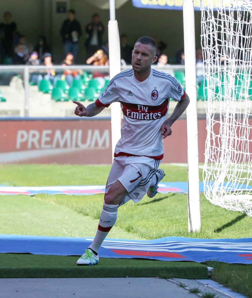 Verona-Milan 2-1: foto-pagelle-highlights, Siligardi gol_8