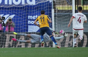Verona-Milan 2-1: foto-pagelle-highlights, Siligardi gol_9