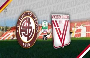 Vicenza-Livorno streaming-diretta tv, dove vedere Serie B