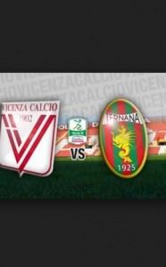 Vicenza-Ternana, streaming-diretta tv: dove vedere Serie B