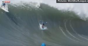 VIDEO YouTube: le 10 cadute dal surf più spettacolari