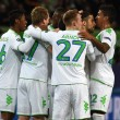 Champions League, Wolfsburg schianta Real. Psg pari con City