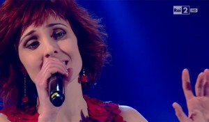 The Voice, Raffaella Carrà elimina moglie di Michele Placido