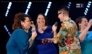 The Voice of Italy, la proposta di matrimonio g*y VIDEO
