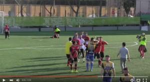 YouTube, arbitro fischia fine un attimo prima del gol