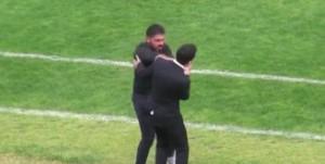 YouTube, Gattuso: manata al suo assistente durante Pisa-Spal_
