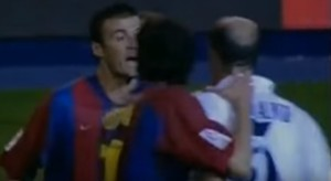 YOUTUBE Zidane contro Luis Enrique, rissa in Real-Barcellona