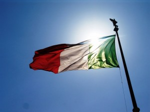 Guarda la versione ingrandita di Veneto, nuovi colori al posto del tricolore su fascia Zaia