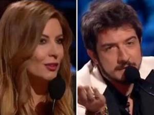 Selvaggia Lucarelli contro Paolo Ruffini, scintille in tv