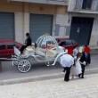 Bimba in carrozza per prima comunione, Selvagga Lucarelli... 01