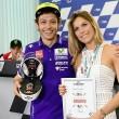 Mugello, Valentino Rossi e Eleonora Pedron. Dopo foto lui... 02