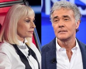 Domenica In, conduzione a Raffaella Carrà e Massimo Giletti