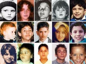 Bambini scomparsi, ne sparisce uno ogni due minuti in Europa