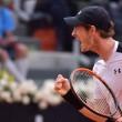 Internazionali tennis Roma, vince Murray. Djokovic sconfitto