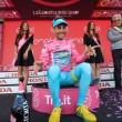 """Giro d'Italia, Vincenzo Nibali: """"Una emozione bellissima"""""""