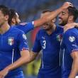 Italia-Scozia 1-0: video gol highlights e pagelle. Pellè c'è