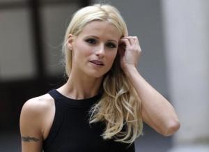 Michelle Hunziker a processo, chiesta condanna per diffamazione