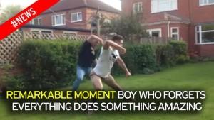 Guarda la versione ingrandita di Sam si allena a karate