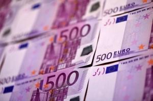 Bce, stop a banconota 500 euro dal 2018