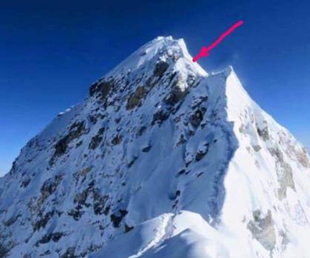 Everest, crollato Hillary Step. Causa terremoto Nepal 02