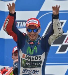 MotoGp, Mugello: vince Jorge Lorenzo. Valentino Rossi out