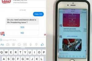 Facebook Messenger, la chatbot che potrebbe salvarti la vita