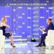 Berlusconi da Barbara D'Urso racconta barzelletta e...