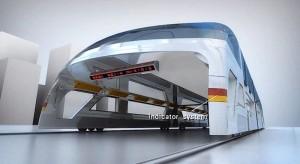 Guarda la versione ingrandita di YOUTUBE Bus del futuro passa sopra le auto