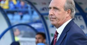 Guarda la versione ingrandita di Calciomercato Lazio, Ventura nel mirino di Claudio Lotito (foto Ansa)