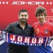 Calciomercato Roma, Totti tentato da principe malese Johor