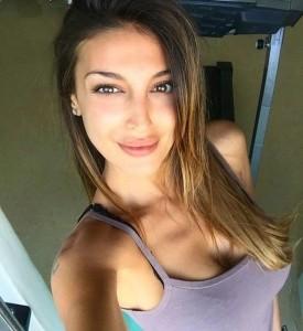 Cristina Buccino (foto Facebook)