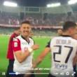 Cagliari Serie A festa tifosi città video foto_1