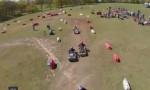 Campionato tosaerba, piloti si sfidano su circuito VIDEO-FOTO