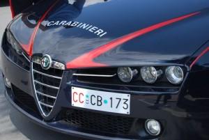 Guarda la versione ingrandita di Carabinieri arrestati. Accusa: davano info a criminali