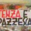 """CasaPound, striscione a Parma: """"Resistenza cagata pazzesca""""3"""