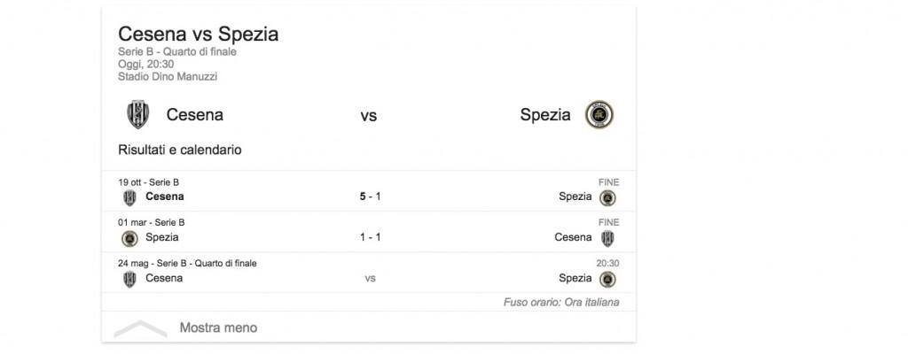 Cesena-Spezia, streaming e diretta tv: dove vedere playoff_1