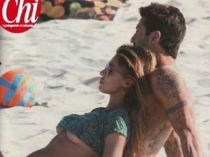 Belen Rodriguez-Fabrizio Corona: incrocio pericoloso a Ibiza