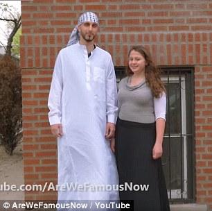 Ebreo e musulmano insieme a New York5