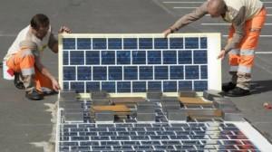 Francia, strade produrranno energia rinnovabile