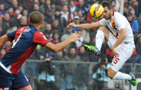 Genoa-Roma 2-3: video gol highlights, foto e pagelle