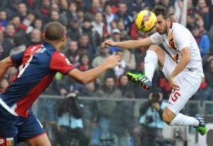 Genoa-Roma, diretta. Formazioni ufficiali e video gol