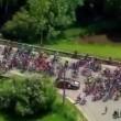 Giro del Belgio due moto si scontrano 11 feriti (2)