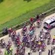 Giro del Belgio due moto si scontrano 11 feriti (3)