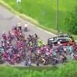 Giro del Belgio due moto si scontrano 11 feriti (4)