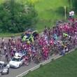 Giro del Belgio due moto si scontrano 11 feriti (5)