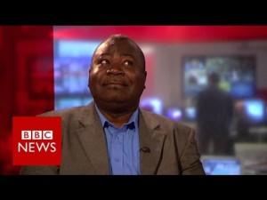 Guy Goma intervistato per sbaglio da Bbc 10 anni fa